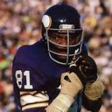 Carl Eller Defensive Tackle for the Minnesota Vikings 1964-1979