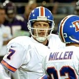 John Elway, Denver Broncos Quarterback