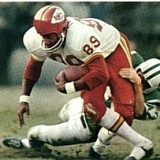 Otis Taylor Kansas City Chiefs Receiver 1965-1975