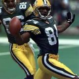 Andre Rison Green Bay Packers