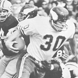 Bill Brown, Minnesota Vikings Running Back 1962-1974