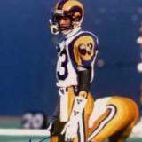 Rams Kick Returner Flipper Anderson