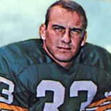 Green Bay Running Back Jim Grabowski
