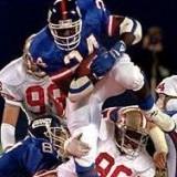Ottis Anderson, NFL Runningback