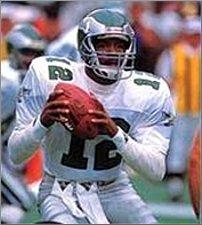 Randall Cunningham NFL Quarterback