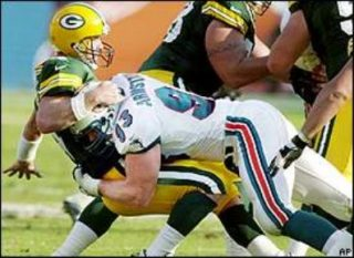 Trace Armstrong - NFL Defensive End