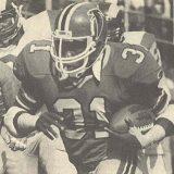 Atlanta Falcons running back William Andrews
