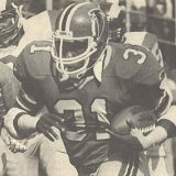 Atlanta Falcons running back William Andrews