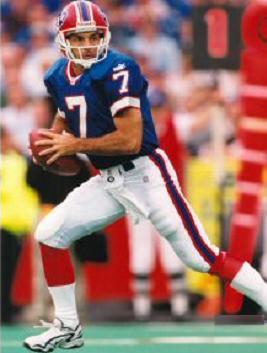 Buffalo Bills Quarterback Doug Flutie.