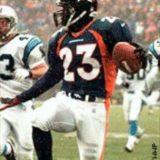 NFL Defensive Back/Punt Returner Darrein Gordon