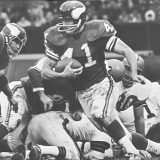 Minnesota Vikings Running Back Dave Osborne