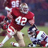 NFL Defender Ronnie Lott