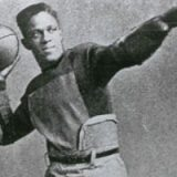Fritz Pollard, Akron Pros, Early 1920s