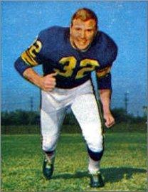 Rams Linebacker Jack Pardee