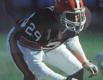 Hanford Dixon, Cleveland Browns 1981-1989