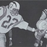 Charger Super Star Keith Lincoln