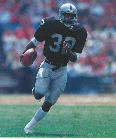 Oakland Raiders Rookie Marcus Allen