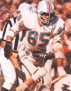 Nick Buoniconti, Linebacker AFL and NFL, 1962-1976
