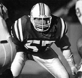 Steve Nelson, New England Patriot Linebacker 1974-1987