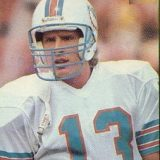 Miami Dolphins Quarterback Dan Marino