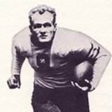 Chicago Bear Fullback Bill Osmanski