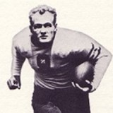 Chicago Bear Fullback Bill Osmanski