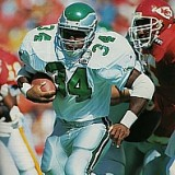 Herschel Walker, Running Back/Kick Returner 1986-1997