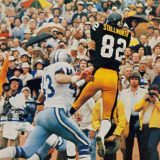 John Stallworth, Pittsburgh Steelers Wide Receiver 1974 to 1987