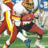 Kelvin Bryant of the Washington Redskins