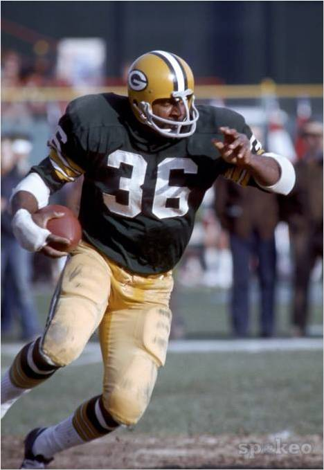 MacArthur Lane as a Green Bay Packer