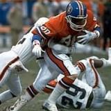 Mark Jackson, Denver Broncos Wide Receiver