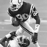 Bill Brooks, wide receiver Indianapolis Colts 1986 to 1992