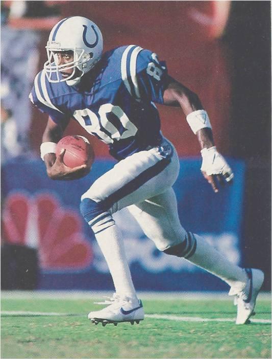 Bill Brooks Colts Rookie