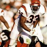 David Fulcher, Cincinnati Bengals, 1986-1992