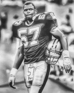 Rickey Jackson, NO Saints 1981-1993