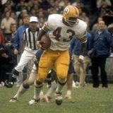 Redskins running back Larry Brown