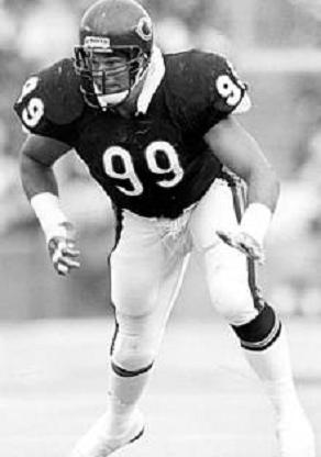 Dan Hampton, Hall of Fame Chicago Bears Defensive Lineman 1979-1990