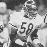 Wilbur Marshall, linebacker 1984-1995