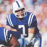 Colts Quarterback Gary Hogeboom