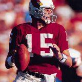 St. Louis Cardinal quarterback Neil Lomax