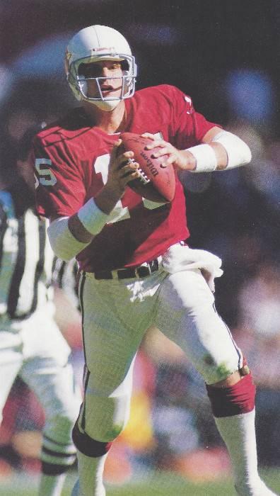 Neil Lomax, Cardinals 1981-1988