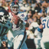 Phil Simms, Giants Quarterback of the 1980s