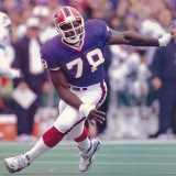 Bruce Smith, Hall of Fame Defensive End, Buffalo Bills 1985-1999