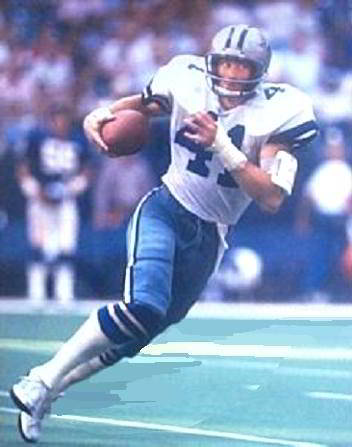 Charlie Waters of the Dallas Cowboys