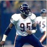 Richard Dent, Chicago Bears 1983-1993, 1995