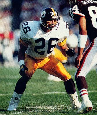 Rod Woodson, Pittsburgh Steelers 1987-1996