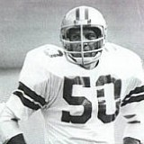 DD Lewis of the Dallas Cowboys, 1968 to 1981