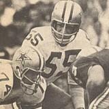 Lee Roy Jordan, Dallas Cowboys 1963-1976
