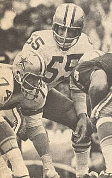 Lee Roy Jordan, Dallas Cowboyd 1963-1976
