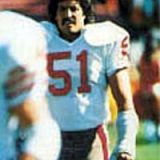 Randy Cross, 13-year NFL Offensive Lineman for San Francisco 49ers